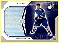 2003-04 SPx #85 Keith Tkachuk ST. LOUIS BLUES