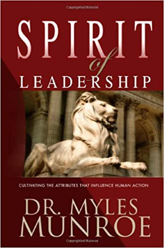 myles munroe leadership teaching