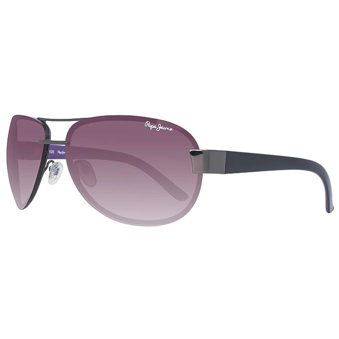 Pepe Jeans PJ506264C3 Gafas de sol, Gunmetal, 64 para Hombre