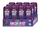 Best Acai Berries - Sambazon Amazon Energy Drink, Original Acai Berry, 12 Review