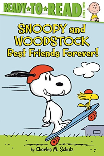 233cccb9a8 Snoopy and Woodstock  Best Friends Forever! (Peanuts) - Kindle ...