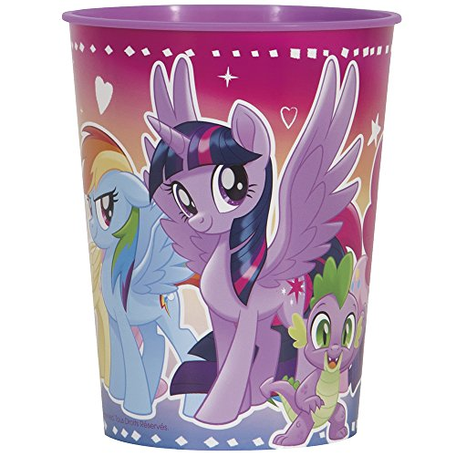 Unique Industries 16oz My Little Pony Plastic Cup