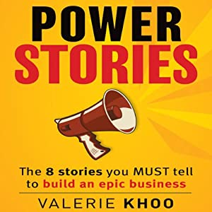 Power Stories Audiobook