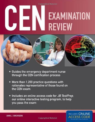 Book Alone - Cen Examination Review