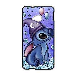 Lilo & Stitch HTC One M7 Cell Phone Case Black persent xxy002_6922890