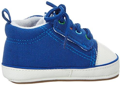 Sterntaler Baby Jungen Schuh Krabbelschuhe Blau (Blau)