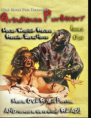 Grindhouse Purgatory Issue 2