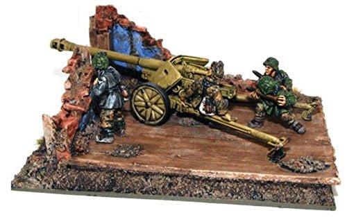 75mm 1943-45 Waffen-ss Pak 40 Anti-tank Gun