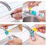 Aemiy-Filtro-per-rubinetto-pieghevole-a-prova-di-schizzi-filtro-per-rubinetto-filtro-per-acqua-a-360-gradi-filtro-per-acqua-retrattile-per-rubinetto-doccia-Blu-Tipo-A