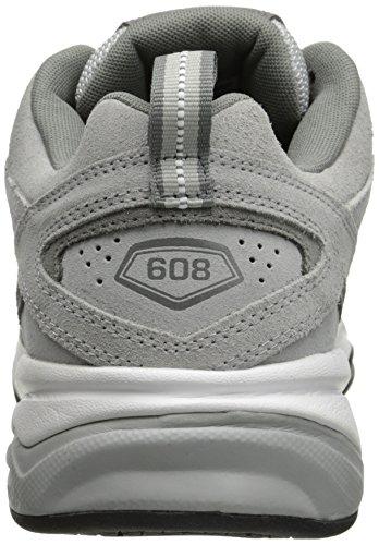New Balance Grey MX608V4 Men's Training x8nw04q8R