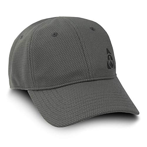 (Magpul Core Cover Low Crown Stretch Fit Baseball Cap Gray, Small/Medium)