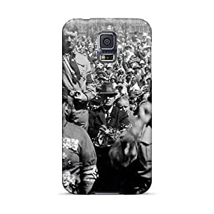 AaronBlanchette Samsung Galaxy S5 Protective Cell-phone Hard Cover Unique Design Lifelike Rise Against Pictures [lCV18559dZhD]
