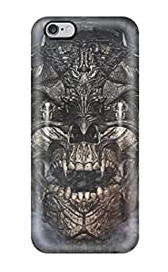 For Iphone 6 Plus Tpu Phone Case Cover(creature)
