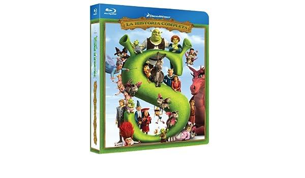 Amazon.com: Shrek: La Historia Completa: Movies & TV