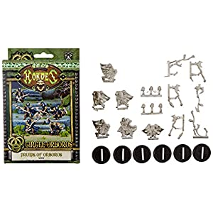 Privateer Press – Hordes – Circle Orboros: Druids of Orboros Model Kit