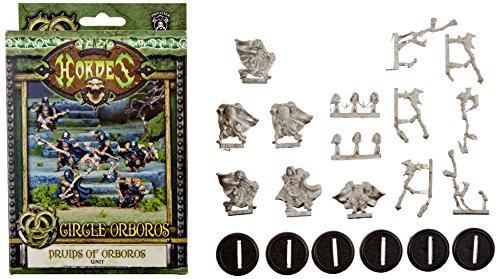 Privateer Press - Hordes - Circle Orboros: Druids of Orboros Model Kit 3