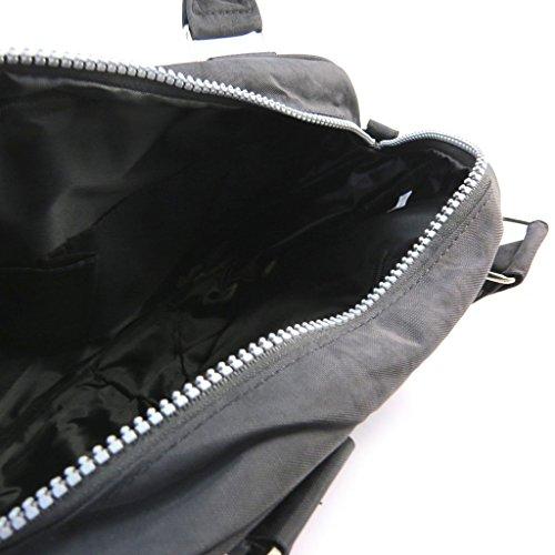 Creador bolsa enrico benetti negro - 34x23x10 cm.