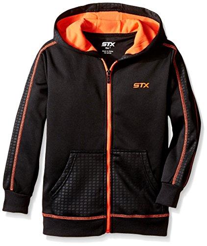 STX Little and Big Boys' Fleece Zip Hoodie Sweatshirt