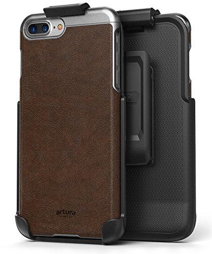 iPhone Plus Vegan Leather Holster