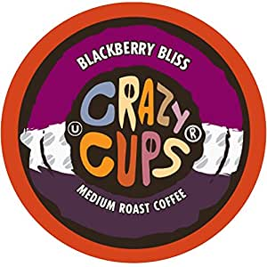 Crazy Cups Flavored Coffee For The Keurig K Cups 2 0