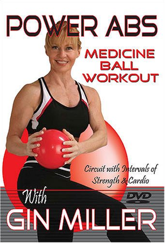 Power Abs Medicine Ball Workout with Gin Miller