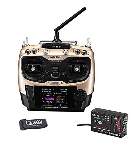 Crazepony Radiolink Transmitter Receiver Response