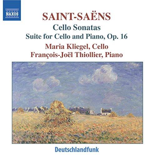 Saint-Saens: Cello Sonatas Nos. 1 and 2 / Cello Suite
