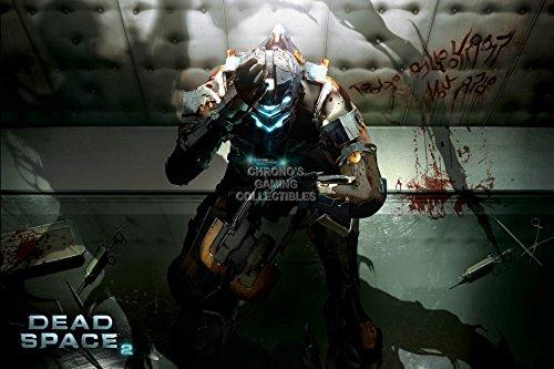 "Price comparison product image CGC Huge Poster - Dead Space 2 Issac Dementia PS3 XBOX 360 - EXT011 (24"" x 36"" (61cm x 91.5cm))"