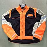 Rider Motorcycle Jacket M Size for motor cross KTM