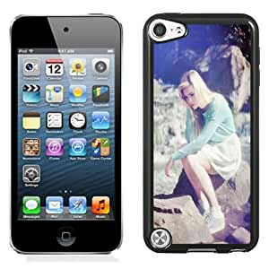 Popular And Unique Designed Case For iPod 5 With Sad Girl In Autumn Phone Case Cover