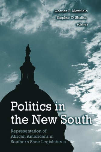 Politics In The New South: Representation Of African Americans In Southern State Legislatures (Suny Series in African Am