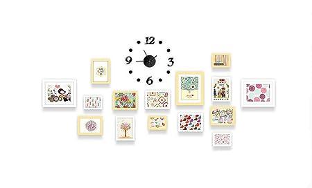 como l Mural Moderno Salón Pintura Combinación Cartel ...