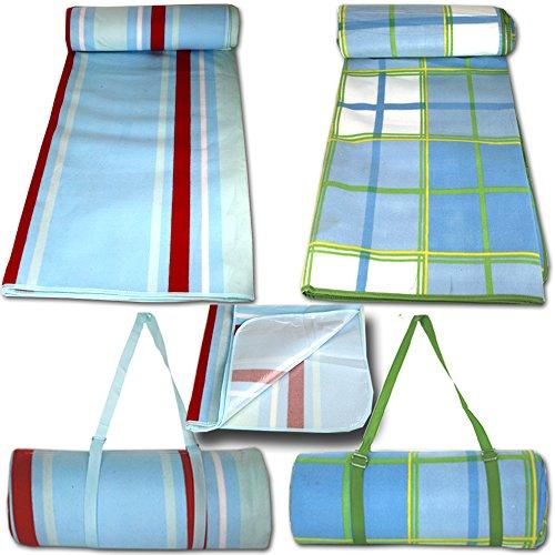JEMIDI-Riesen-Picknickdecke-XXL-200cm-x-200cm-4m-Campingdecke-Schwimmbaddecke-Strand-Reise-Decke-Matte-Strandmatte-XL-Stranddecke