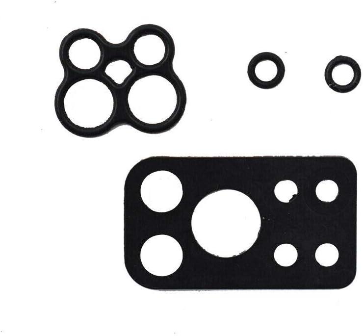 Yomoly Carburetor Rebuild Kit Compatible with Briggs /& Stratton Nikki V Twin #54832 Carb Repair