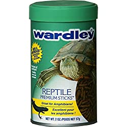 Hartz Wardley Reptile Sticks, 2-Ounce