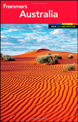 Frommer's Australia (Frommer's Color Complete)