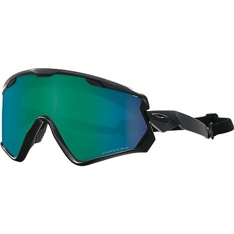 43729d1609 Oakley Wind Jacket 2.0 707201 0 Gafas deportivas, Negro (Matte Black), 99  para Hombre: Amazon.es: Ropa y accesorios