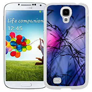 Unique Designed Cover Case For Samsung Galaxy S4 I9500 i337 M919 i545 r970 l720 With Ml Lake Sunset Nature Flower Night (2) Phone Case