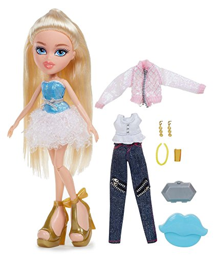 Bratz Metallic Madness Doll- Cloe