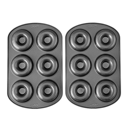 Wilton Non-Stick 6-Cavity Donut Baking Pans, 2-Count by Wilton (Image #8)