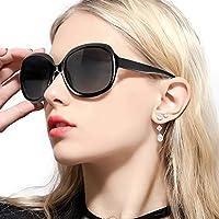FIMILU Oversized Sunglasses for Women,Polarized UV400 Lens Vintage Classic Fashion Sun Eye Glasses