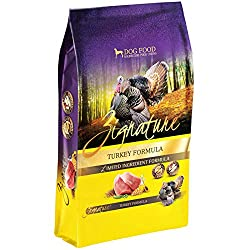 517tgvGT0bL. SS250  - Zignature Turkey Dry Dog Food