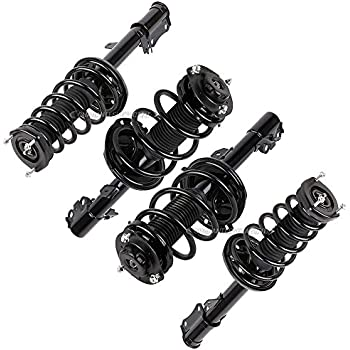 Amazon Com New Complete Front Rear Strut Spring Assembly For