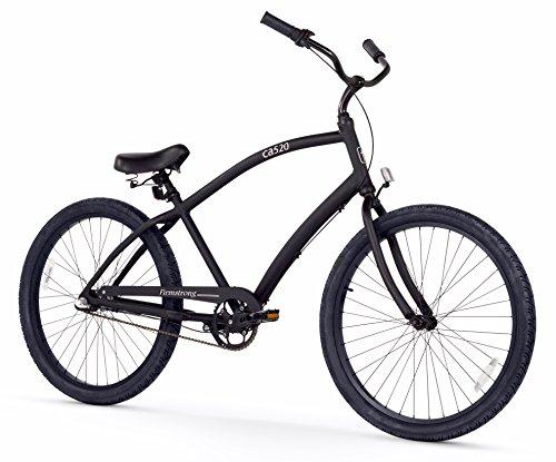 Firmstrong Men's CA-520 Alloy Beach Cruiser Bicycle