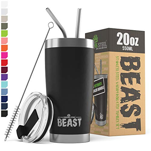 Greens Steel Beast 20oz