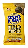 Scent-A-Way Field Wipes by Hunter's Specialties 24 wipes