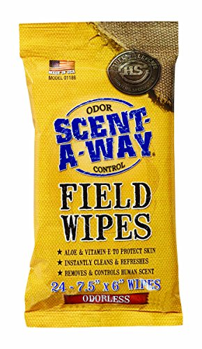 Scent Field Wipes Hunters Specialties