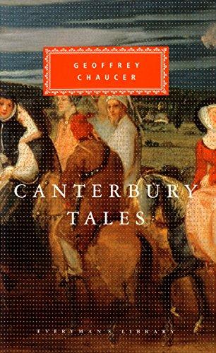 Canterbury Tales (Everyman's Library)