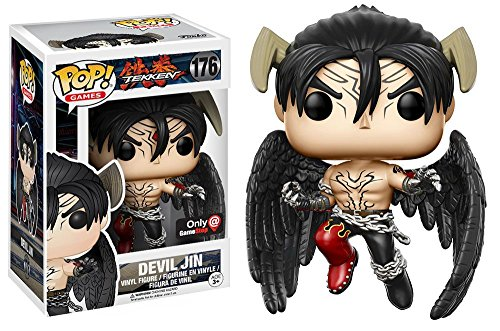 List of the Top 10 devil jin funko pop you can buy in 2019