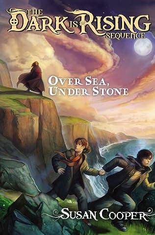 book cover of Over Sea, Under Stone